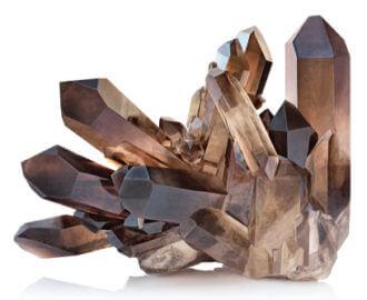 Smoky Quartz Crystal for Libra