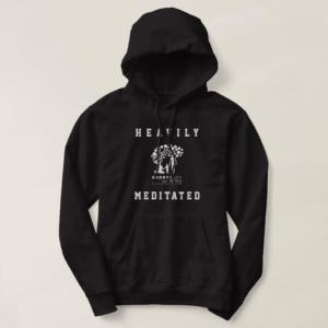 Black EveryBody in Mind Wellness Sweatshirt
