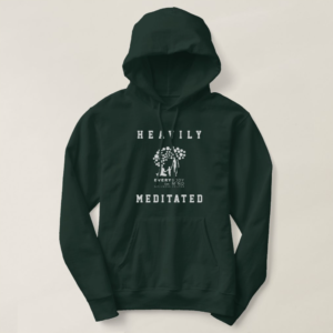 Forest Green EveryBody in Mind Wellness Hoodie