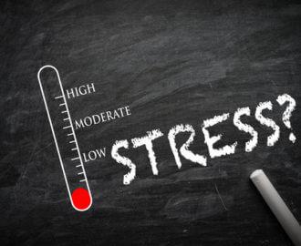 Identify your stress level