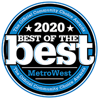 Metrowest Best of the Best 2020 1st Place for Best Weight Loss Center
