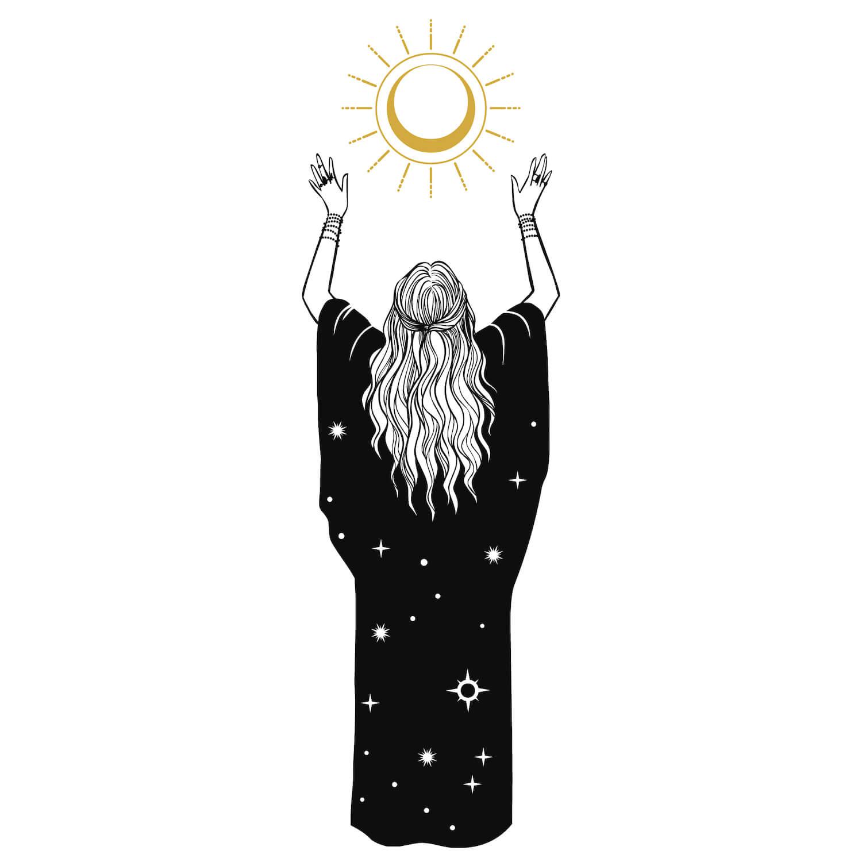 Sudbury Goddess Moon Circle